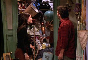 Monica's Closet. The Reality.